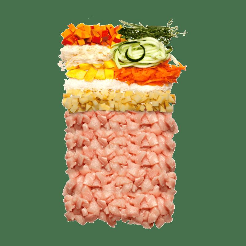 Trockenfutter – Huhn