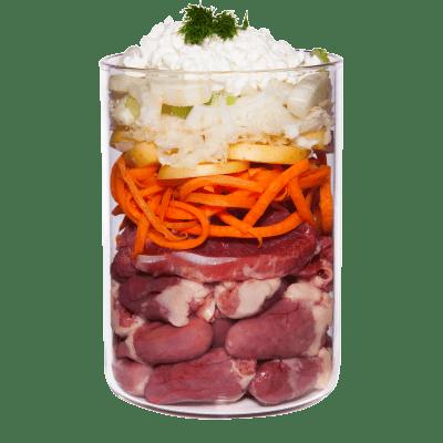 Magen-Darm-Schonkost, Huhn
