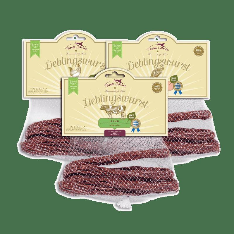 Lieblingswurst – air-dried sausage