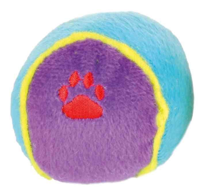 Plüsch Ball mit Quietscher