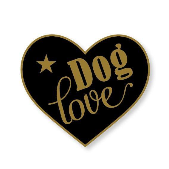 Terra Canis Pin - Dog Love