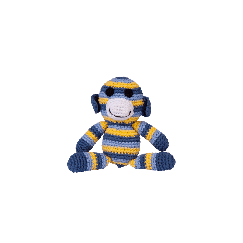 Monkey - Blue