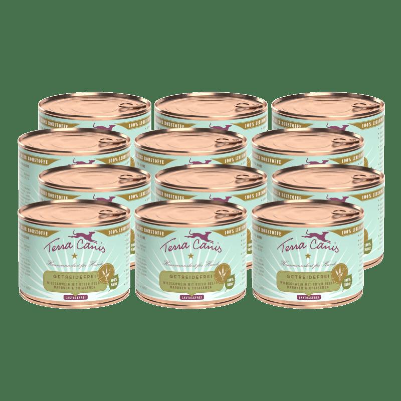 Cinghiale con barbabietola, castagna e semi di chia