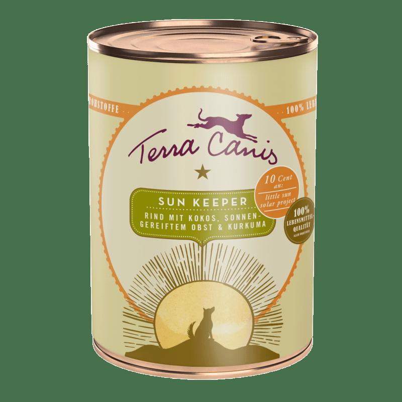 Sun Keeper – Rind mit Kokos, sonnengereiftem Obst und Kurkuma