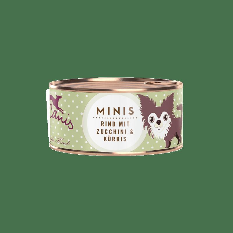 Minis Rind Probe 100g
