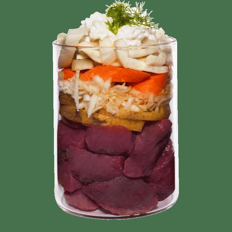Magen-Darm-Schonkost, Kalb