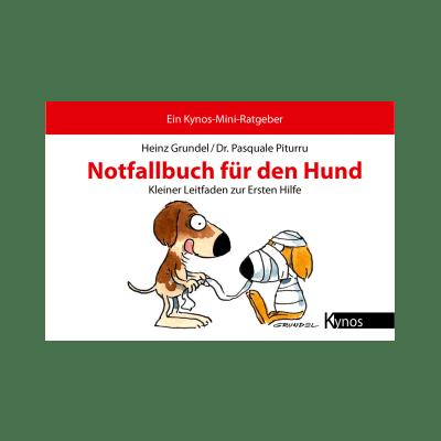 Notfallbuch für den Hund