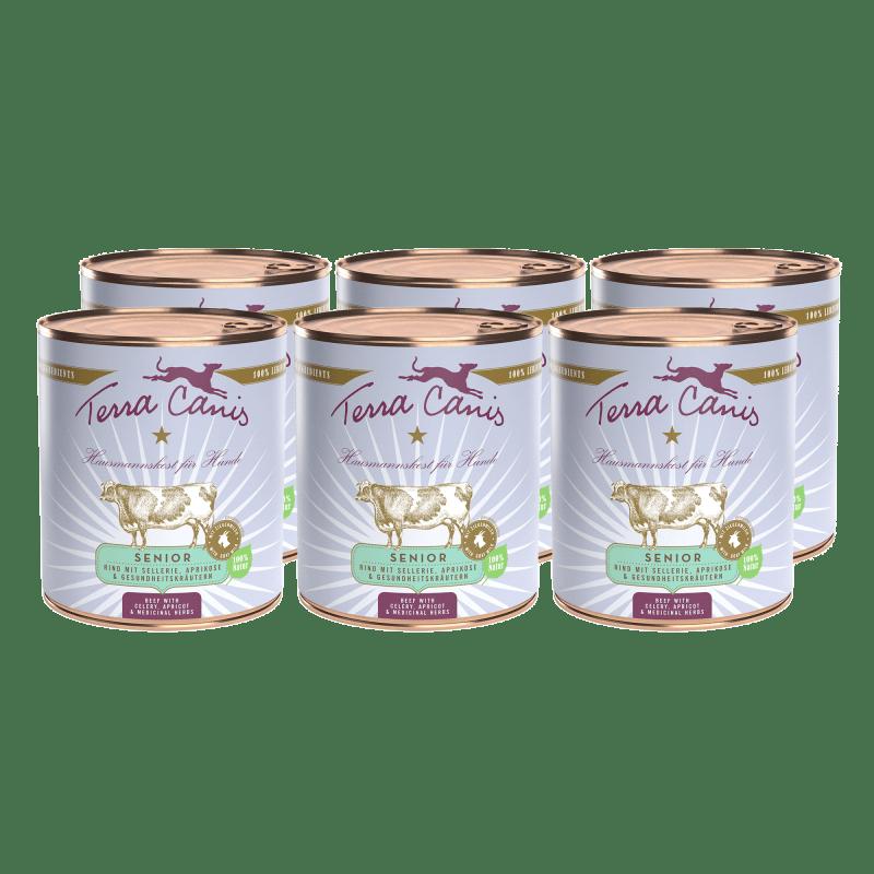 Rind mit Sellerie, Aprikose und Gesundheitskräutern