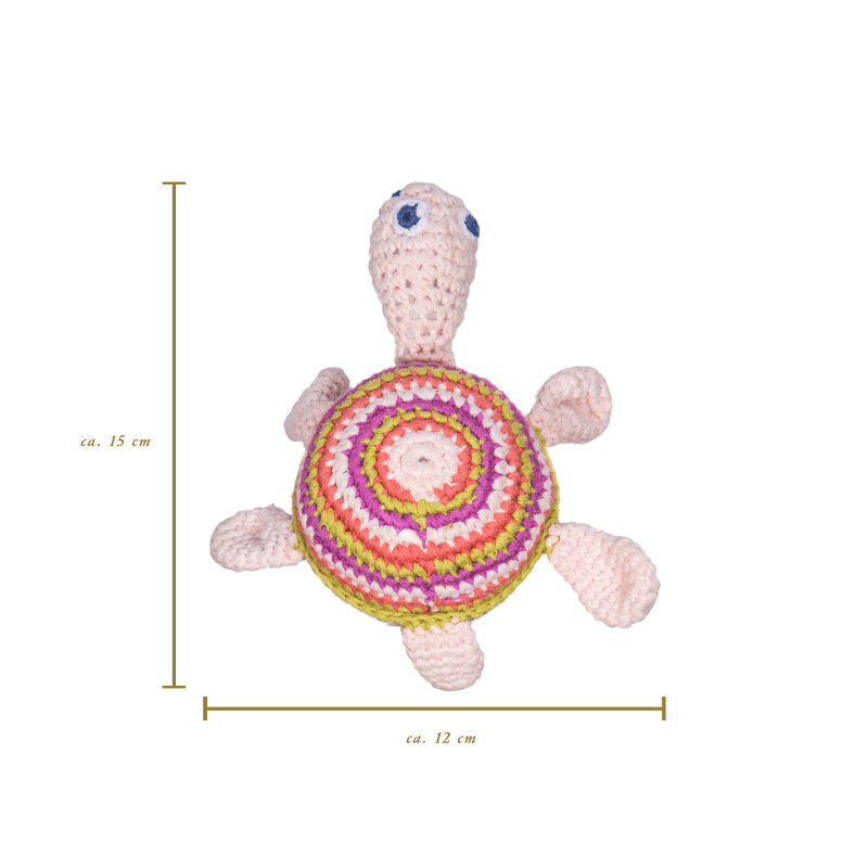 Turtle - Pink