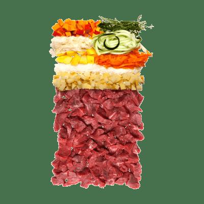 Dry food – game