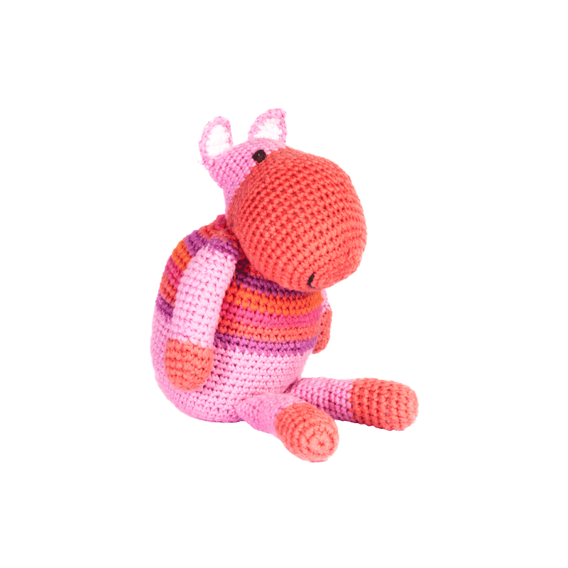 Hippo - Pink