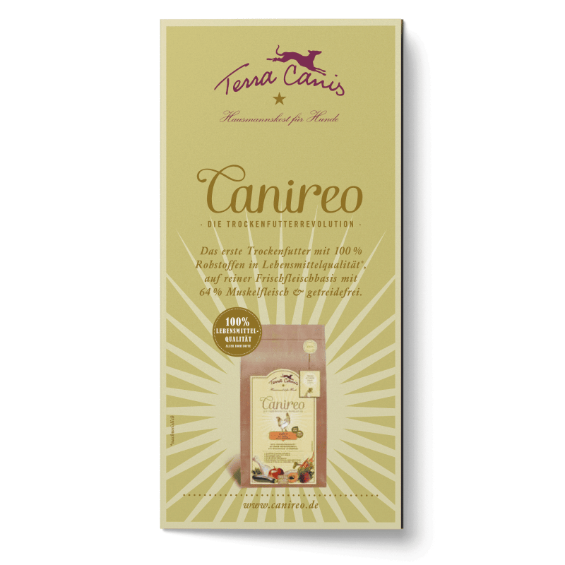 TC Canireo-Broschüre, italienische Version