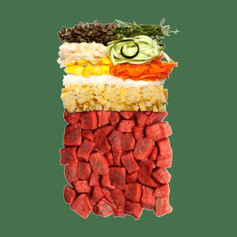 Trockenfutter – Rind