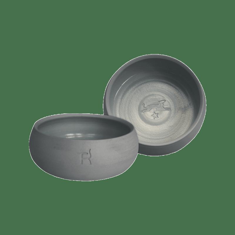 Keramik-Hundenapf – Schiefer