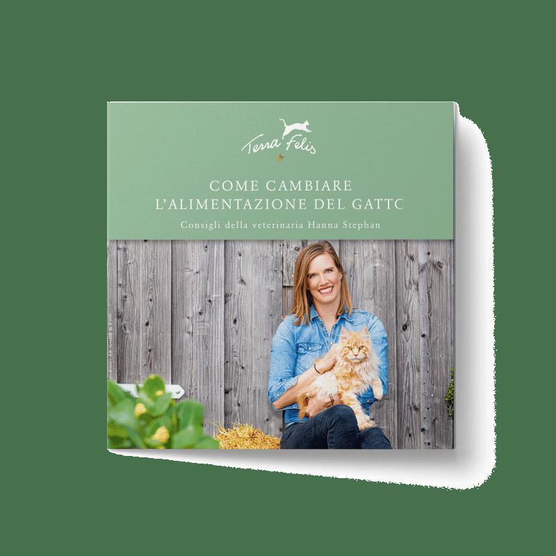 TF Wissenswertes zur Katzenernährung, italienische Version