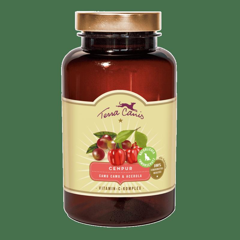 Vitamin-C-Komplex – Camu Camu und Acerola