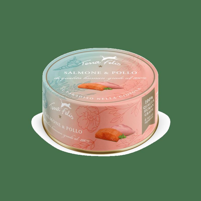 Salmone & Pollo