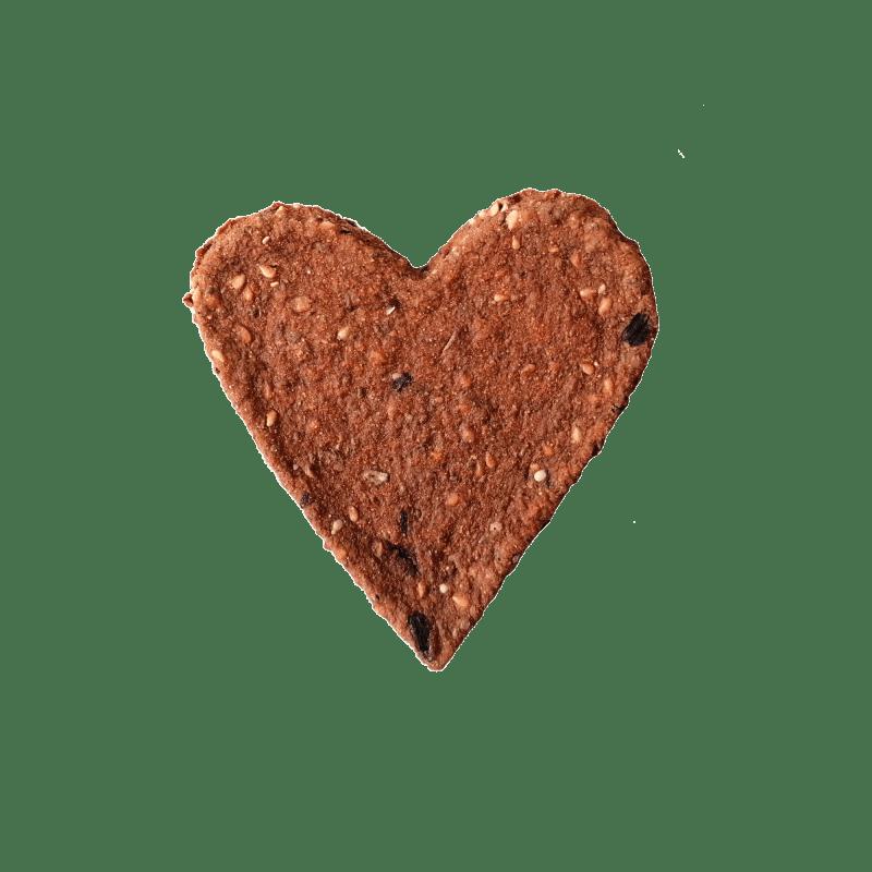 XXL Herz-Cookie