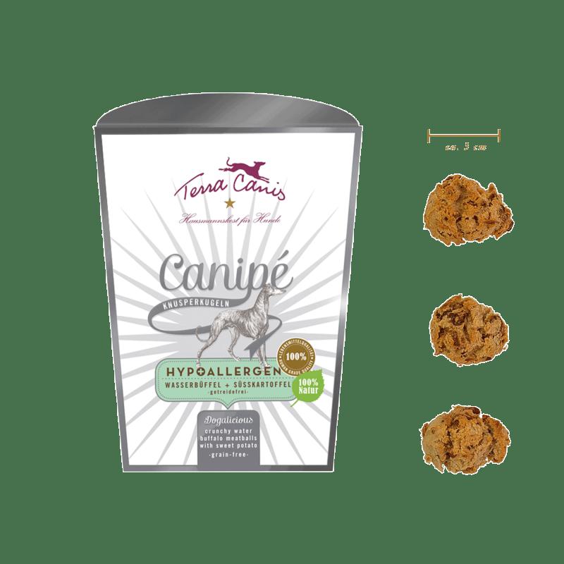 Canipé: crispy balls