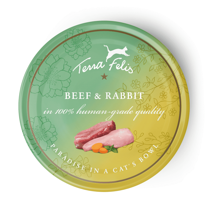 Beef & Rabbit
