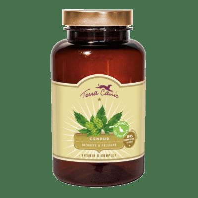 Vitamin B Complex – Brewer's yeast and folic acid