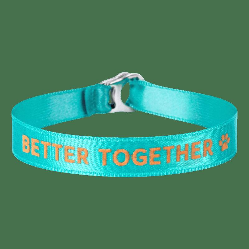 "Armband ""better together"""