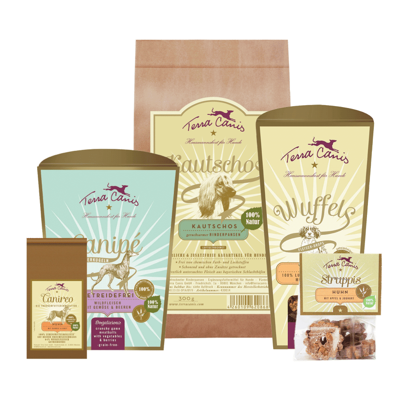 Snack introductory package