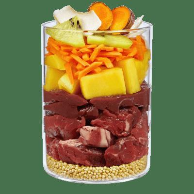 Sun Keeper – Beef with coconut, sun-ripened fruit and turmeric