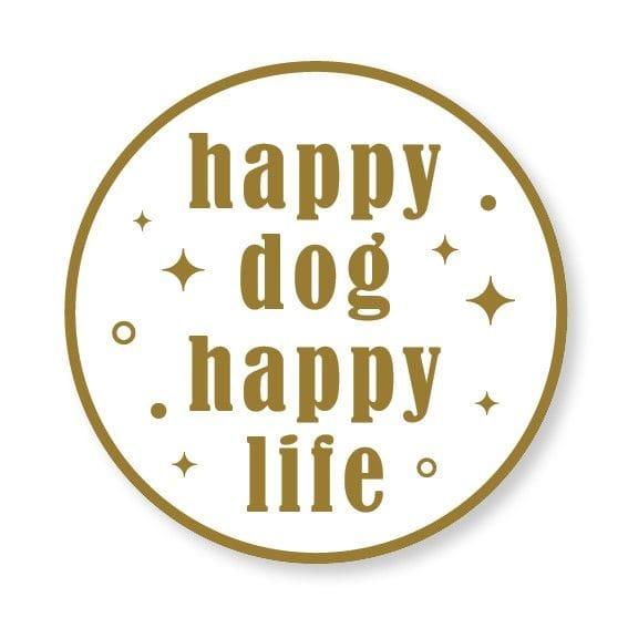 Terra Canis Pin – Happy Dog