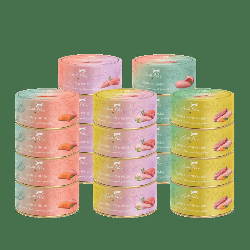 Paquet gourmet  - multiprotéine