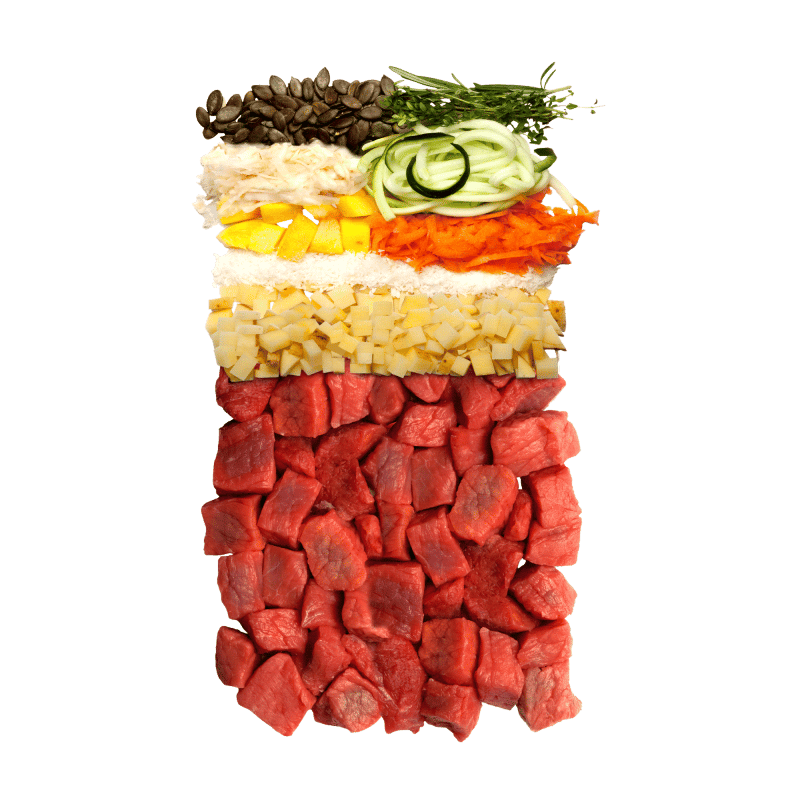 Croquettes – bœuf