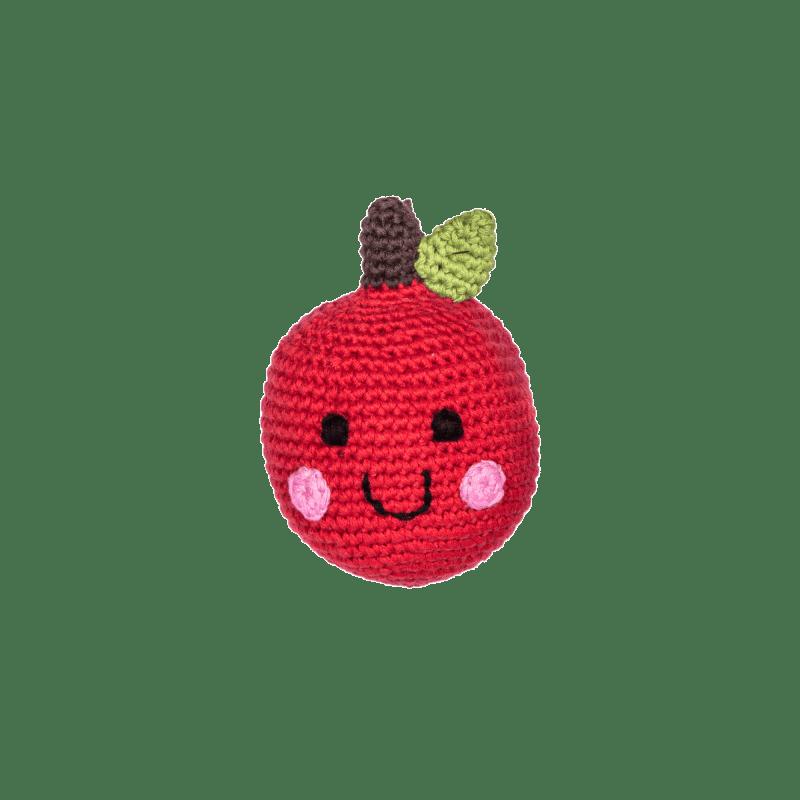 Friendly Fruit Apple