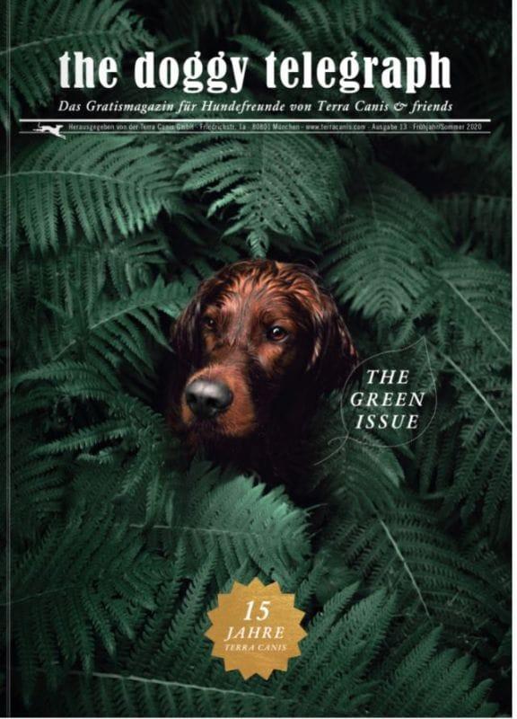 The Doggy Telegraph Nr. 13 - Deutsch