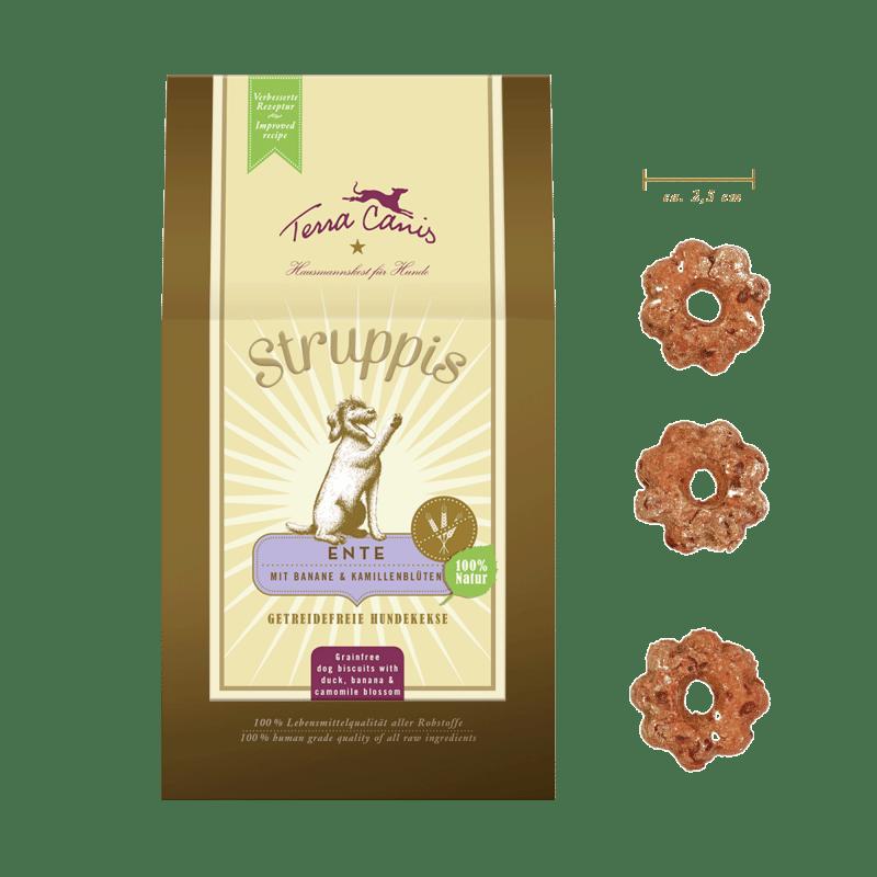 STRUPPIS: dog biscuits