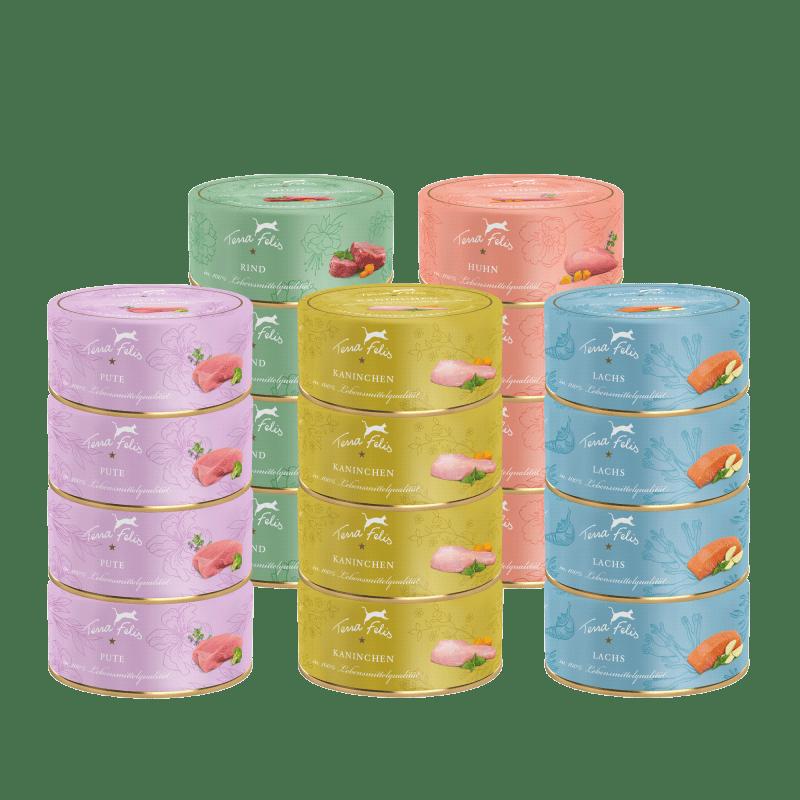 Paquet gourmet  - monoprotéine
